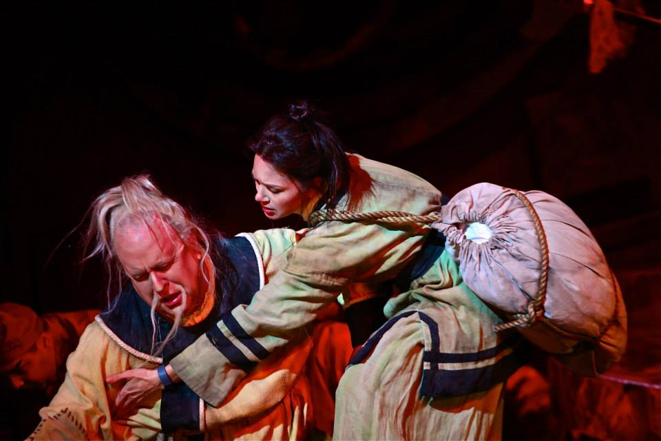 Timur, Turandot : Utah Opera