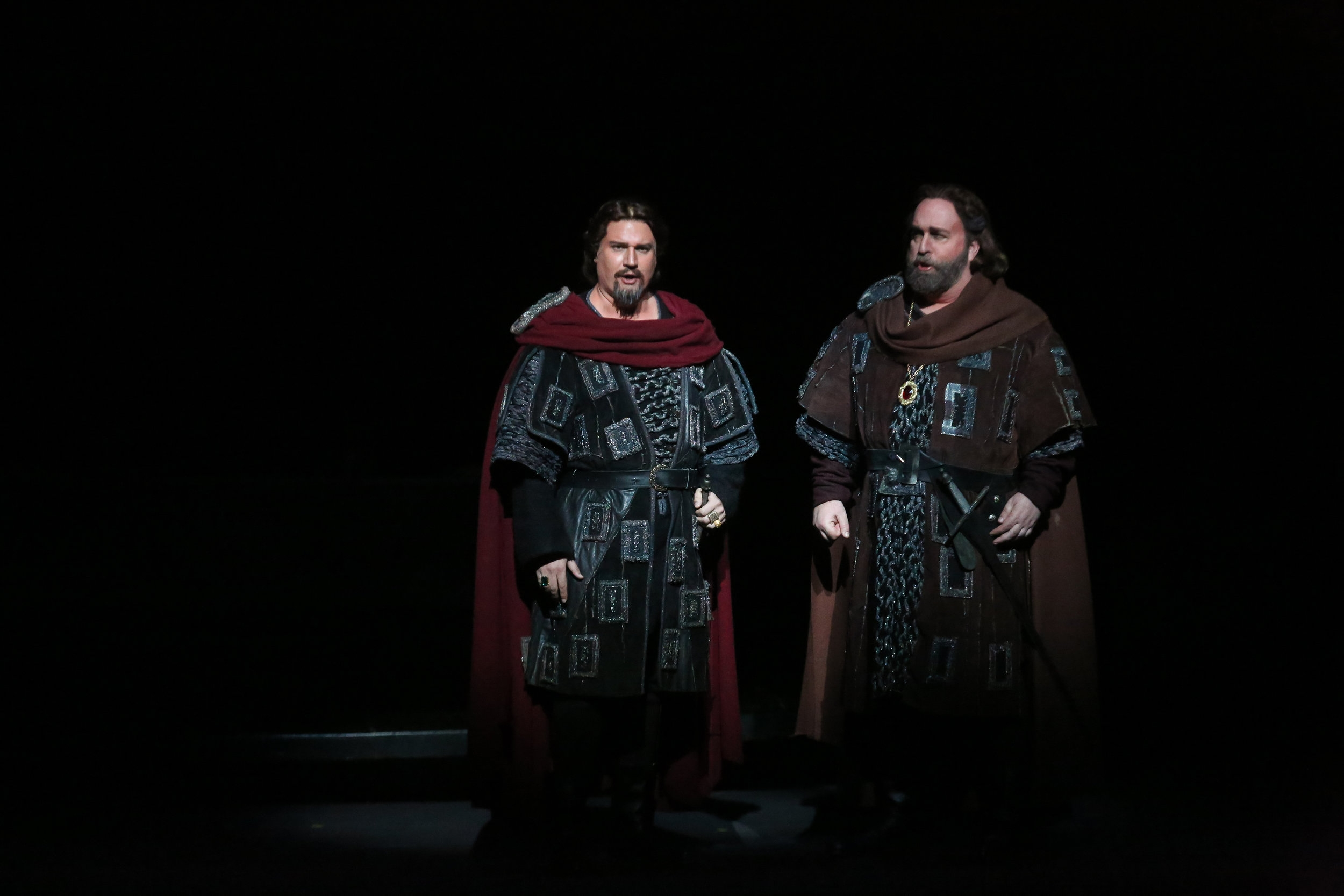 Banco, Macbeth : Palm Beach Opera