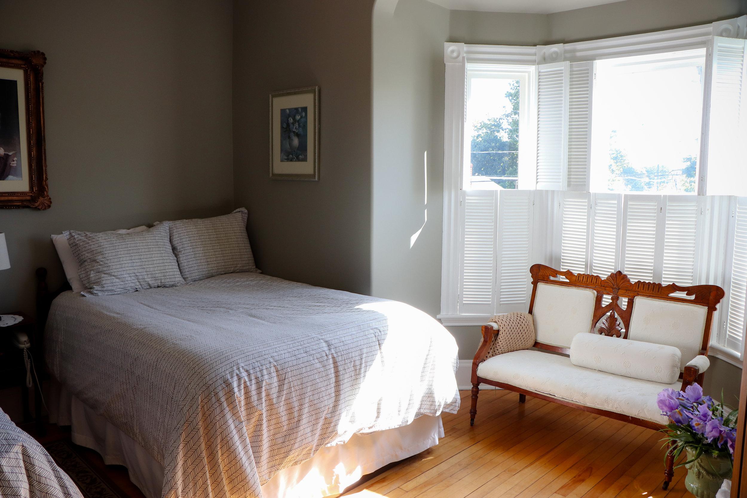 202 Greenwich Room - Price $161.00/Night