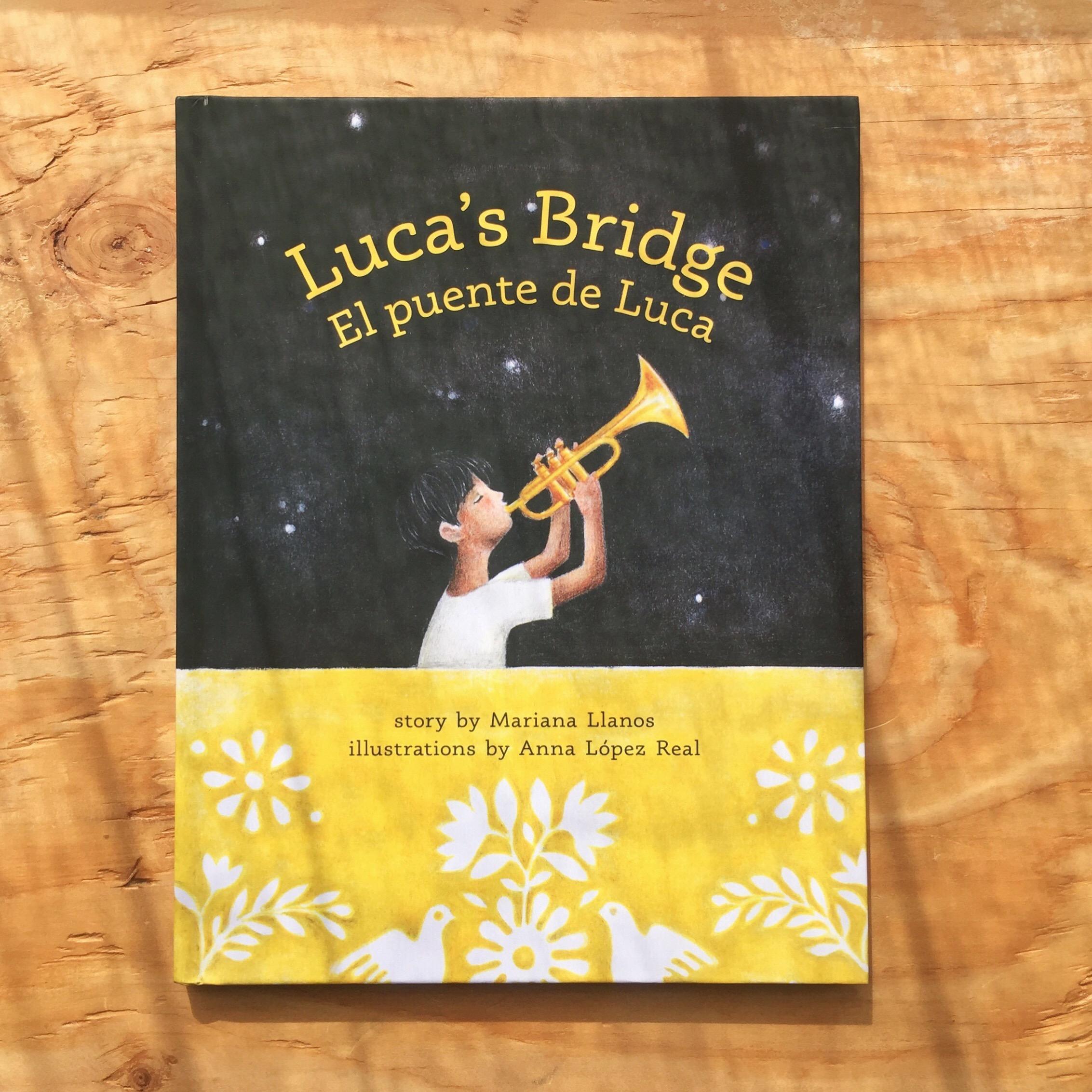 Luca's  Bridge : El puente de Luca .JPG