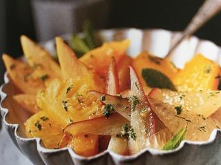 Fresh fruits salad -