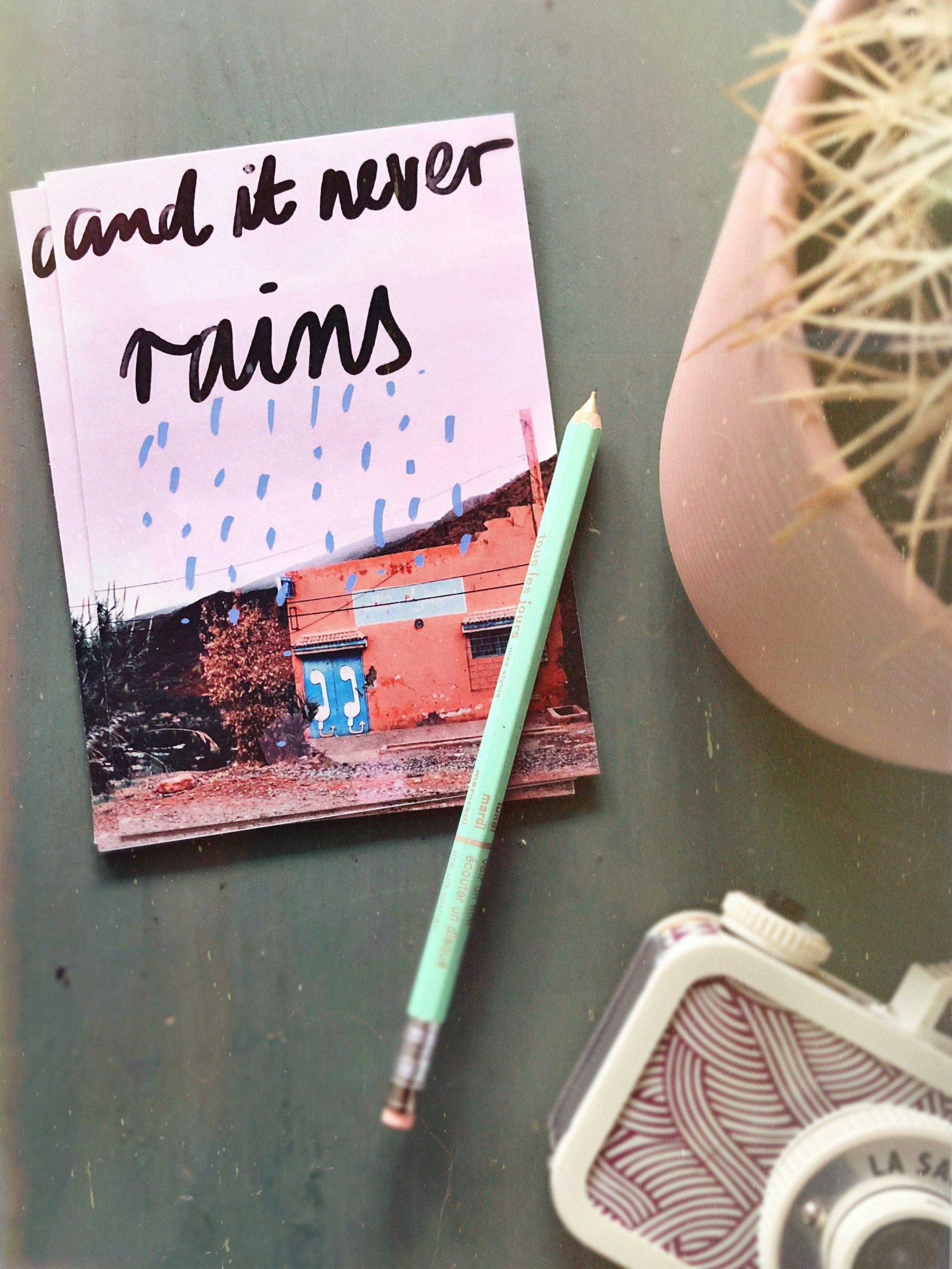 Prints and postcards -