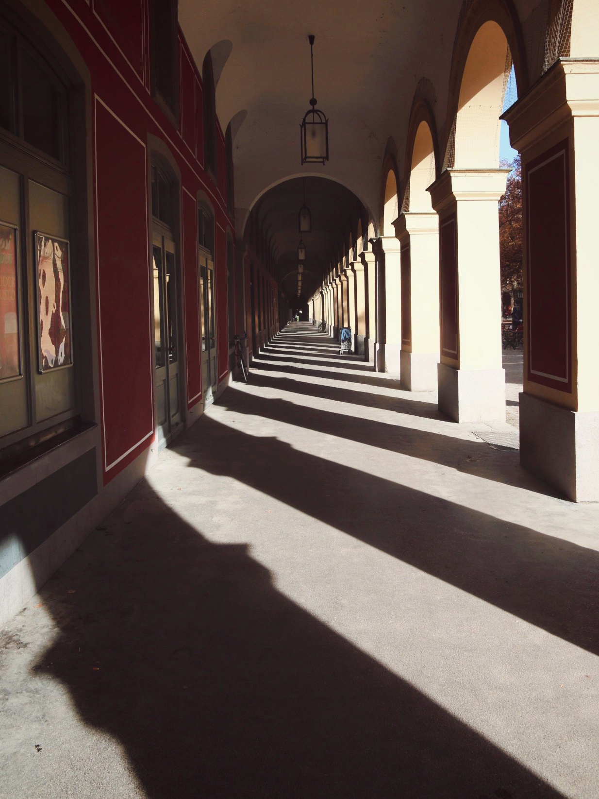 Hofgarten when the light is just right