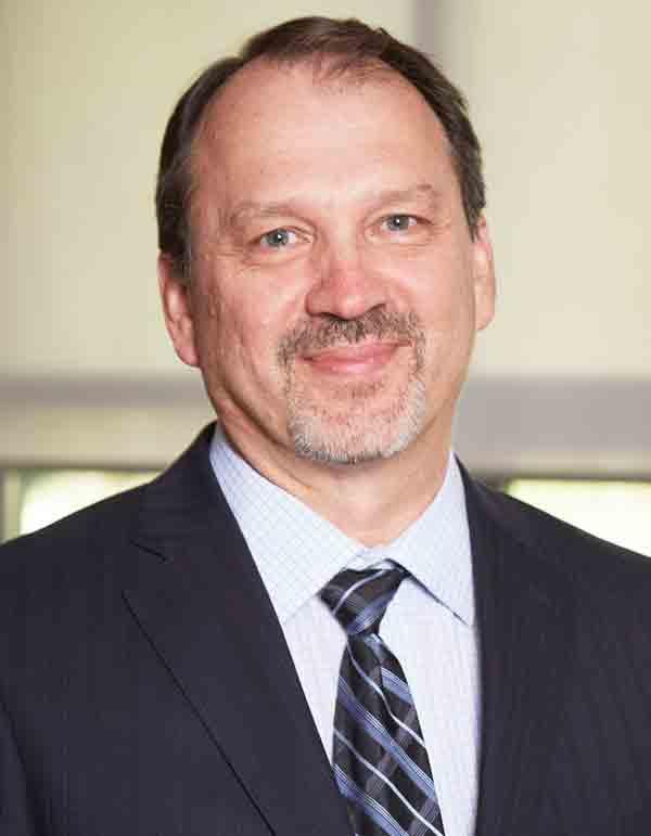 Harvey Bischof  is president of the Ontario Secondary School Teachers' Federation