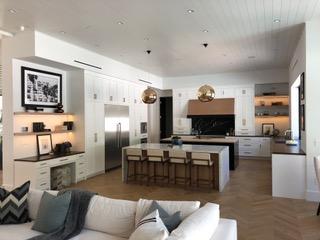 Modern Farmhouse Kitchen -