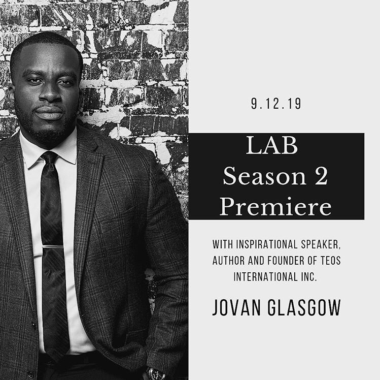 - Author and speaker Javon Glasgow talks losing his father, finding his identity and the dream for his new book Kayla Finds Her Identity.