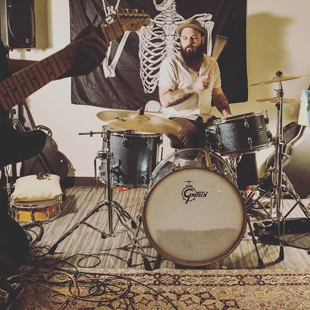 Happy to welcome Jon and his sweet beats to the lineup. @jonjonarchiearch#embervalleymusic #sacramentomusic #sacramentodrummer #sweetbeats