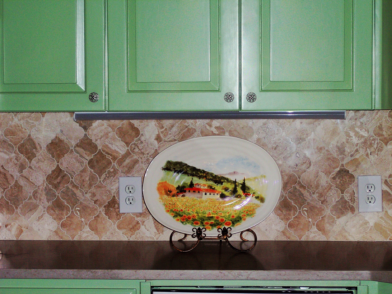 tuscan inspired kitchen Interior design by BK Designs of Atlanta Georgia
