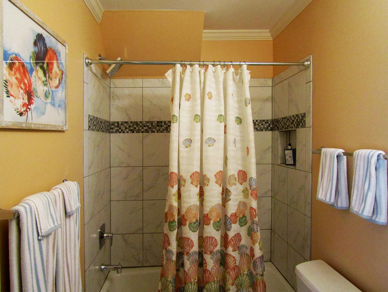 Sea inspired bathroom interior design atlanta georgia