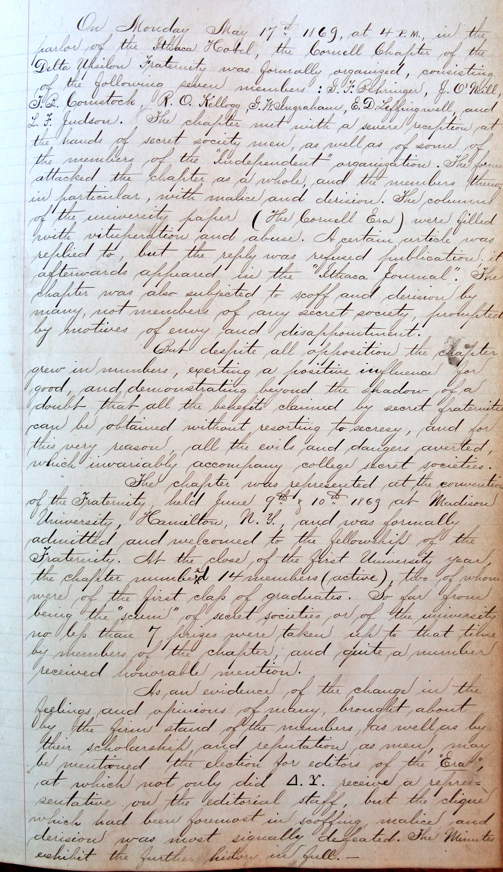 "Page 2 of ""Introductory History"" of the Chapter"