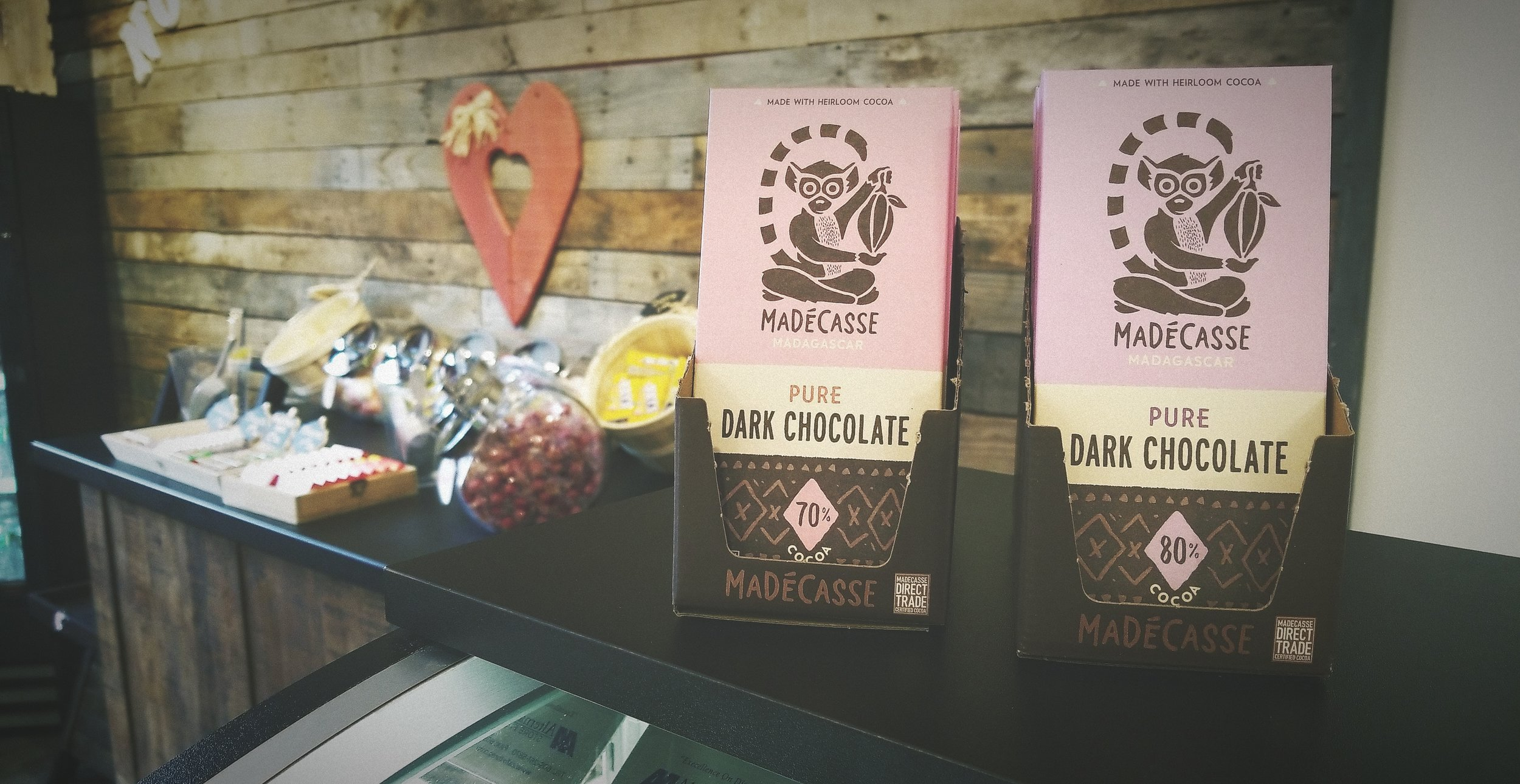 Madecasse Dark Chocolate Bars