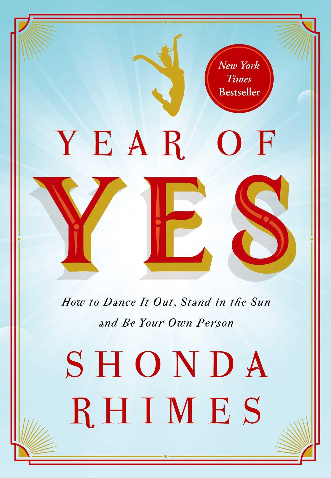 - Year of Yesby Shonda Rhimes
