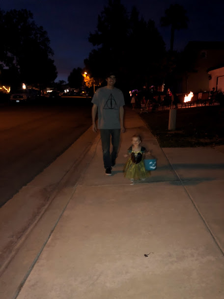 Izzy collin trick or treating.jpg
