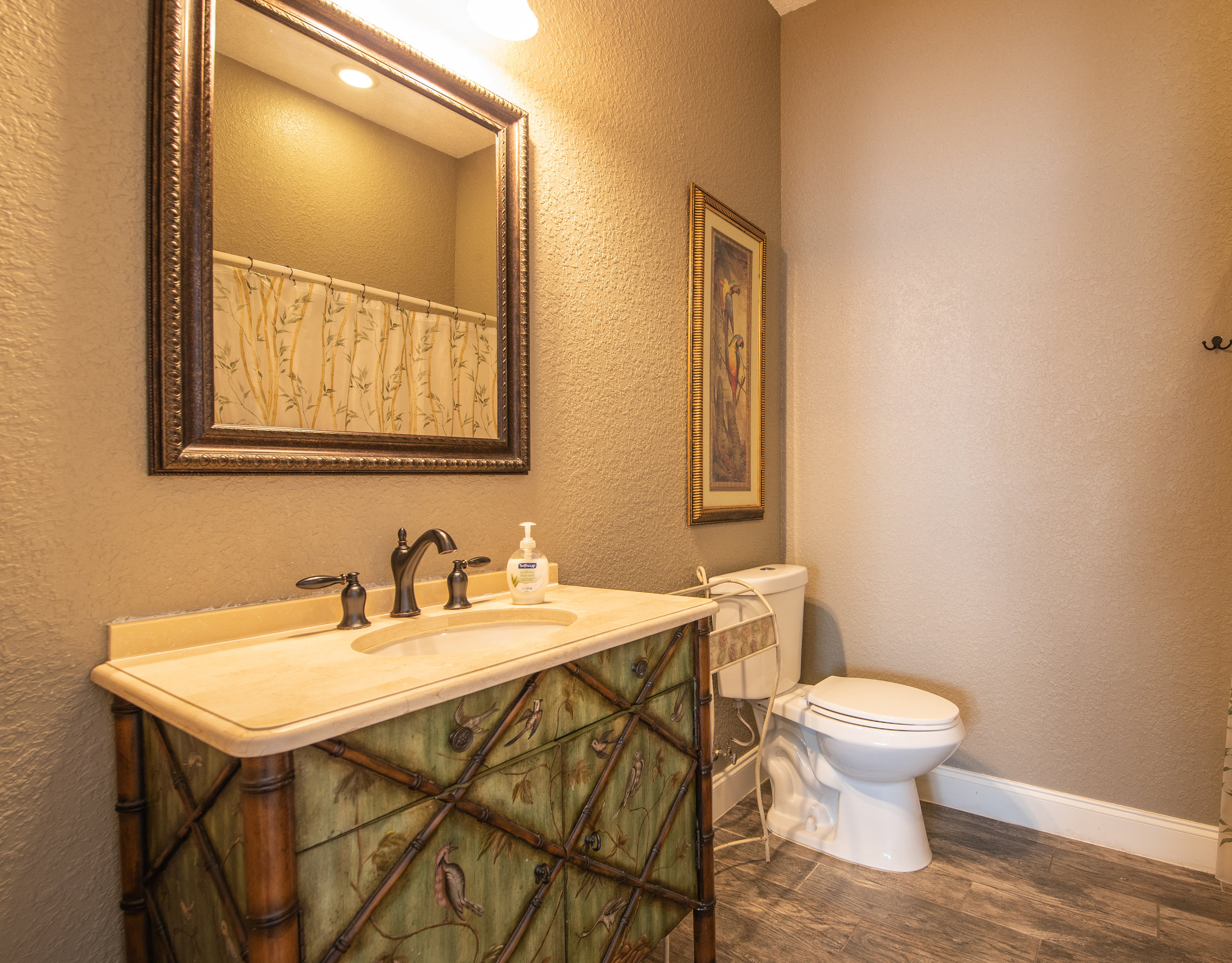 First Floor Bedroom 2 Bathroom