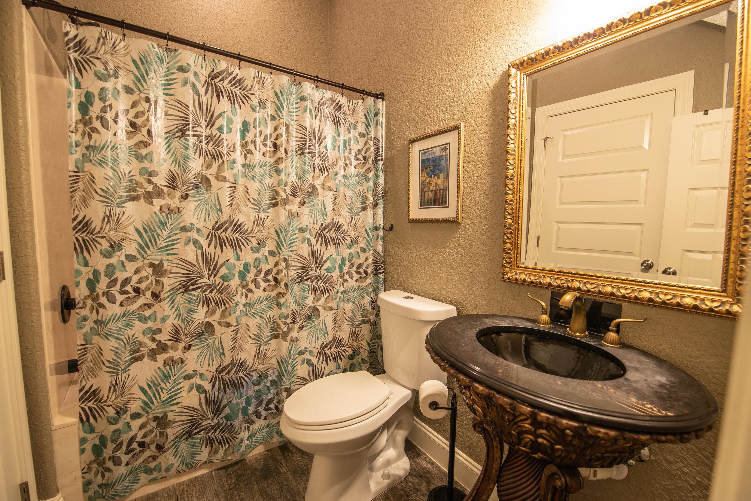 First Floor Bedroom 1 Bathroom