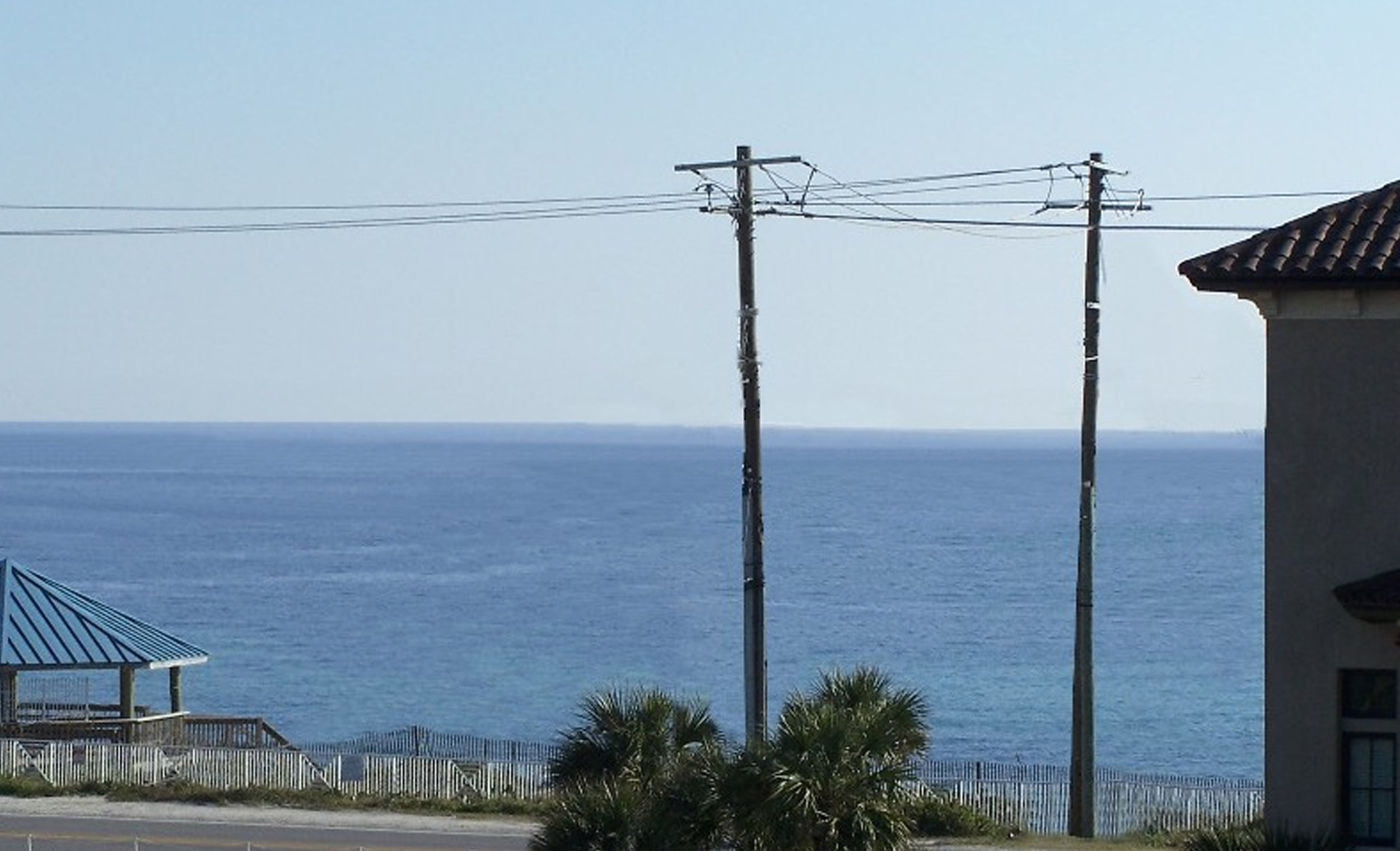 Gulf View From Home