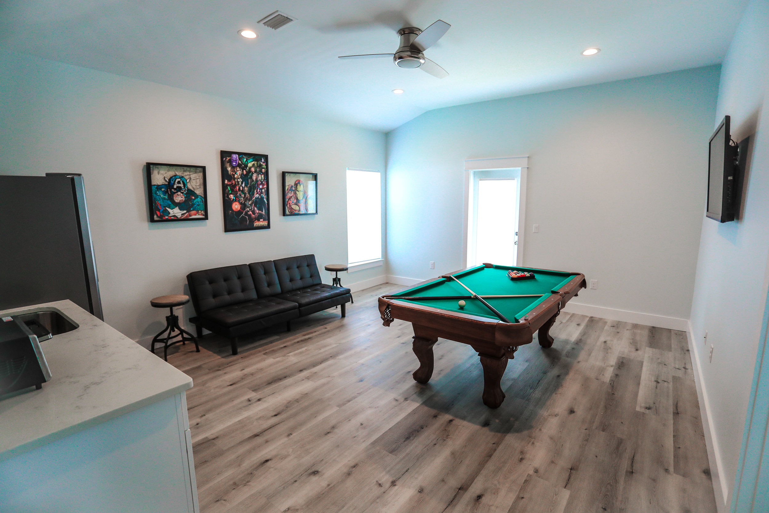 Third Floor Fun Room