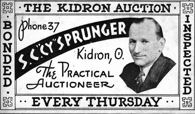 Practical Auctioneer
