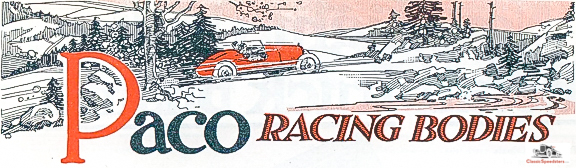 1919 Paco Racing Bodies ad courtesy www.HCFI.org.