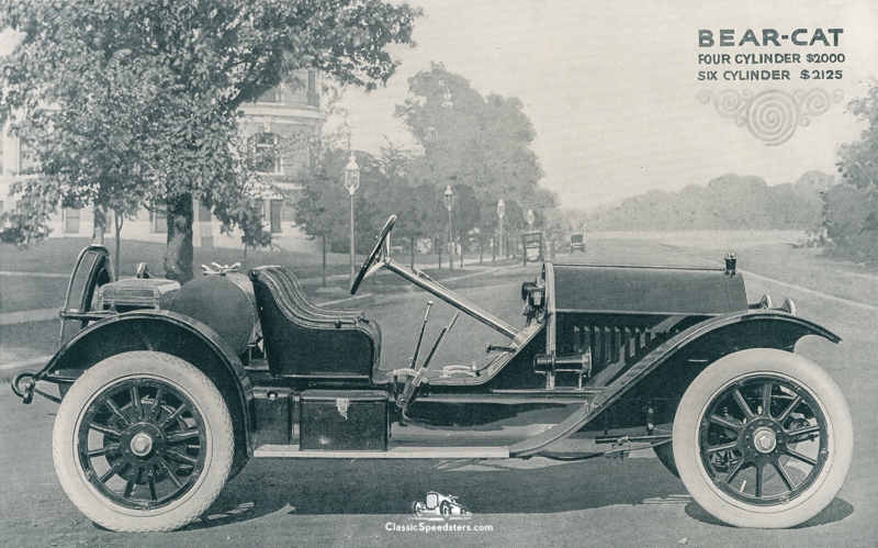 "1914 Stutz Bearcat a.k.a ""Bear-Cat"" courtesy AACA Library"