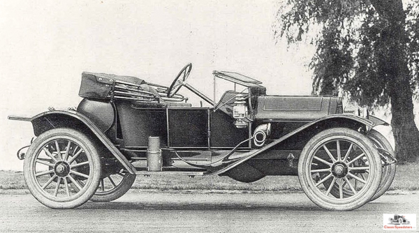 1912 E-M-F 30 Fore-Door Roadster