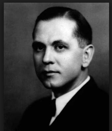 Errett Lobban Cord, founder of the Cord Corporation