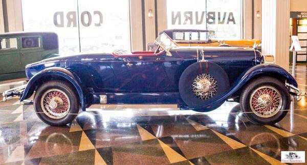 1927 Duesenberg Model X Speedster
