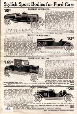 Sears, Roebuck, & Co. catalog 1921