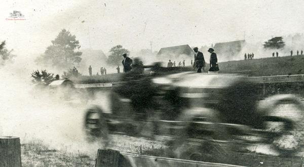 1912 County Fair, Marquette, Michigan.  photo courtesy Jack Deo, Superior Photo