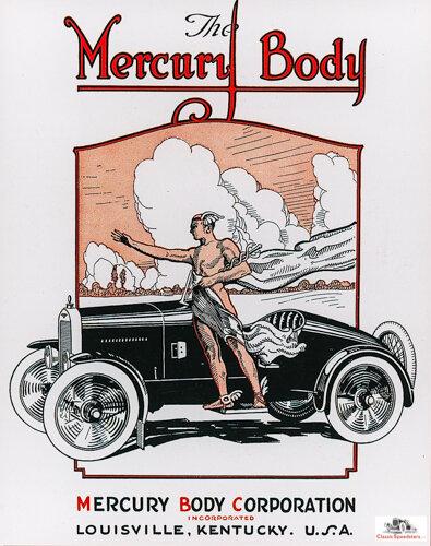 Mercury Body catalog cover.  Image courtesy Jarvis Erickson collection