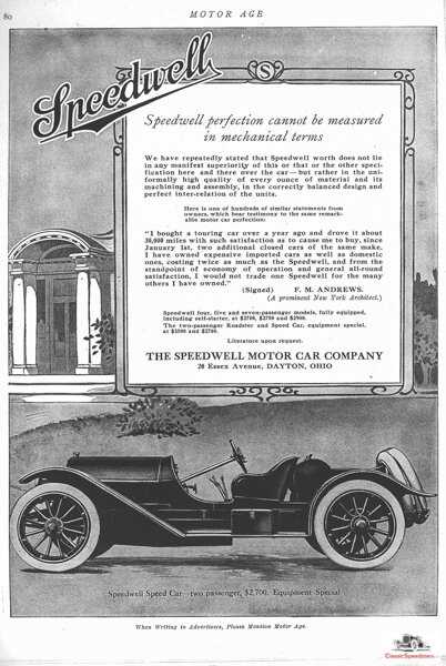 Origins of the Speedster — ClassicSpeedsters.com