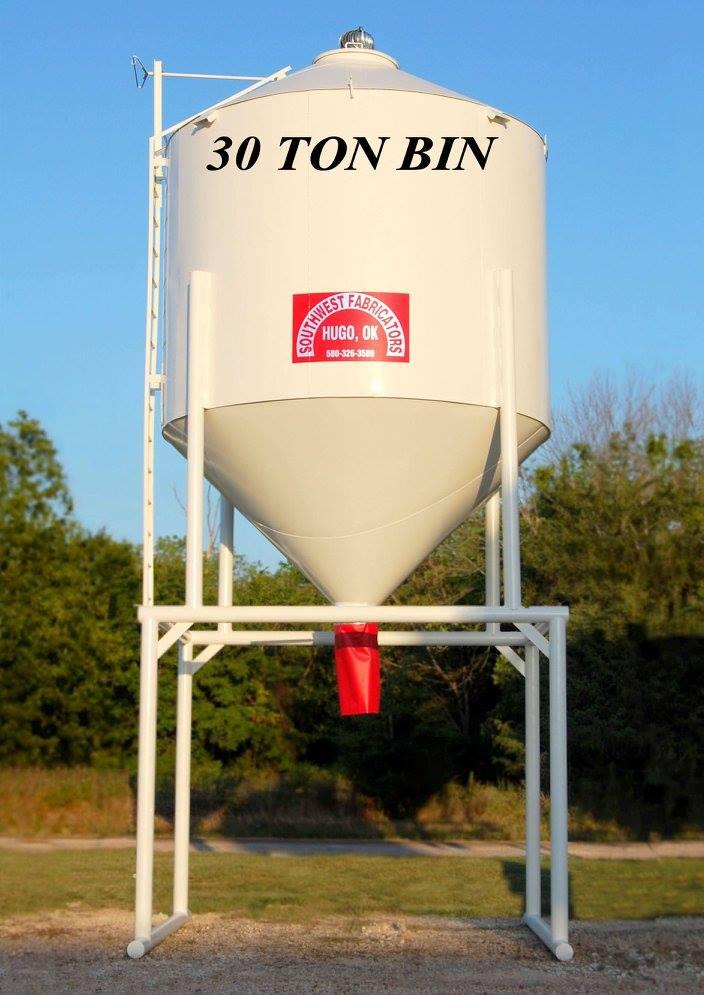 30 TON BIN