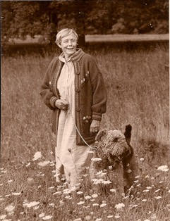 Our founder, Glenna Wade Plaisted, 1927-2013
