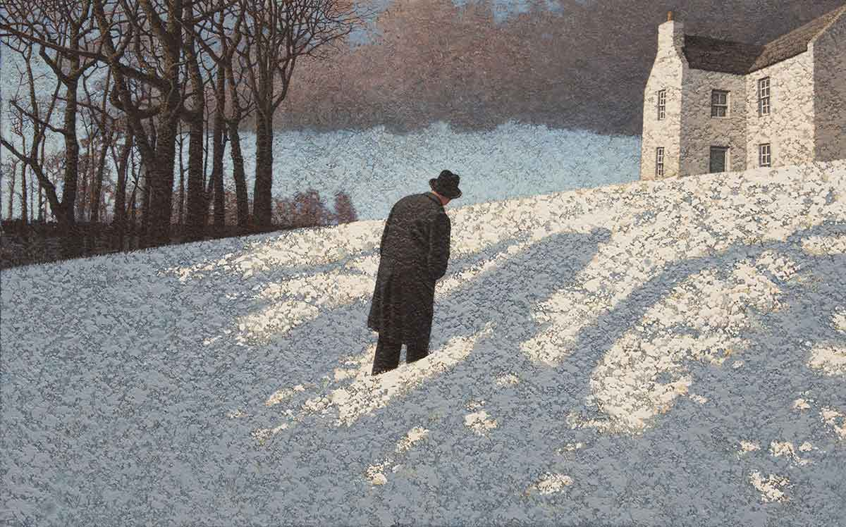 Mark Edwards ,  Through The Hedge,  2014. © The artist.