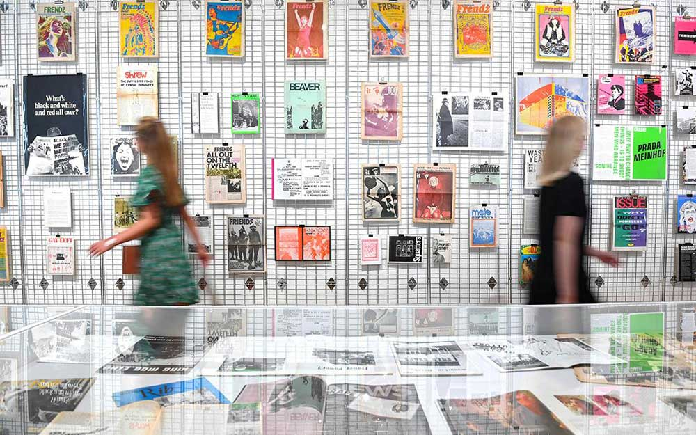 Print! Tearing It Up  at Somerset House (Image: © Doug-Peters/PA-Wire, courtesy of Somerset House)