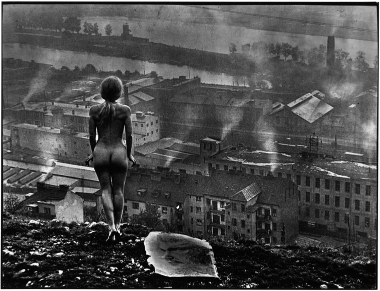 Jan Saudek ,  Dawn No. 1 , 1959 (© Jan Saudek, courtesy Taschen)