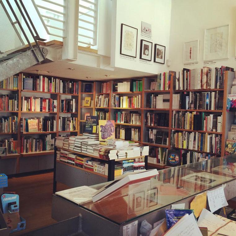 The Fruitmarket Gallery Bookshop  (Edinburgh)