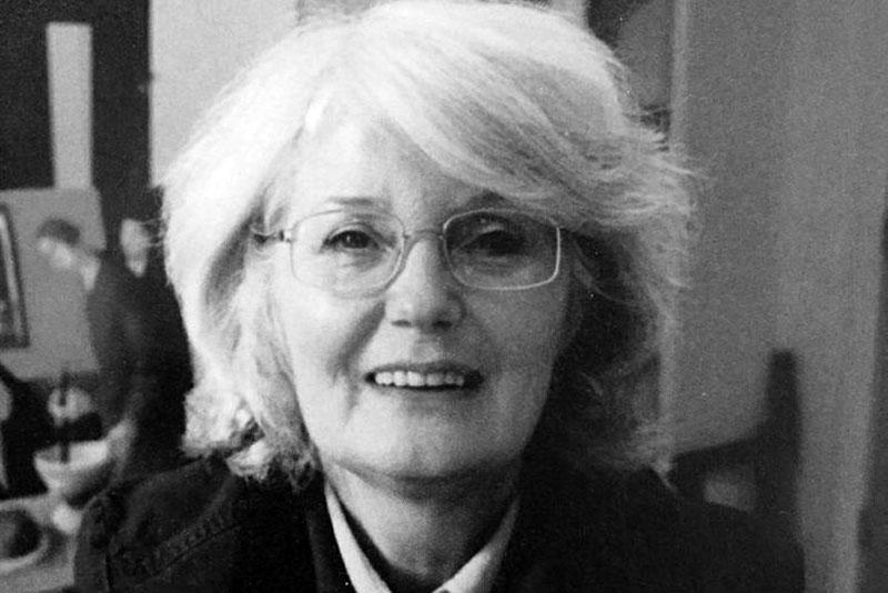 Karólína Lárusdóttir  (1944–2019)
