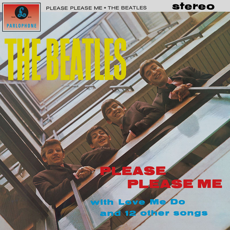Please Please Me  , the debut studio album by the Beatles, released 22 March 1963.