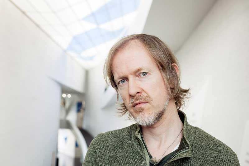 Torbjørn Rødland . Photo: Finnish National Gallery / Petri Virtanen