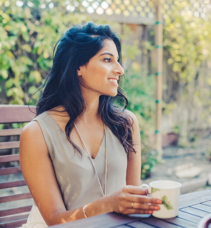 Akansha Agrawal: - Born and brought up in the Bay Area, I've been fortunate to be surrounded by Indian culture.Hi my name Akansha and I am a content strategist and a wellness enthusiast. I created my platform Citrus & Gold for women who want to make their health a priority while living successful and productive lifestyles. I'm lucky to have grown-up eating healthy home-cooked Indian meals and now I hope to share some of that goodness with you all!