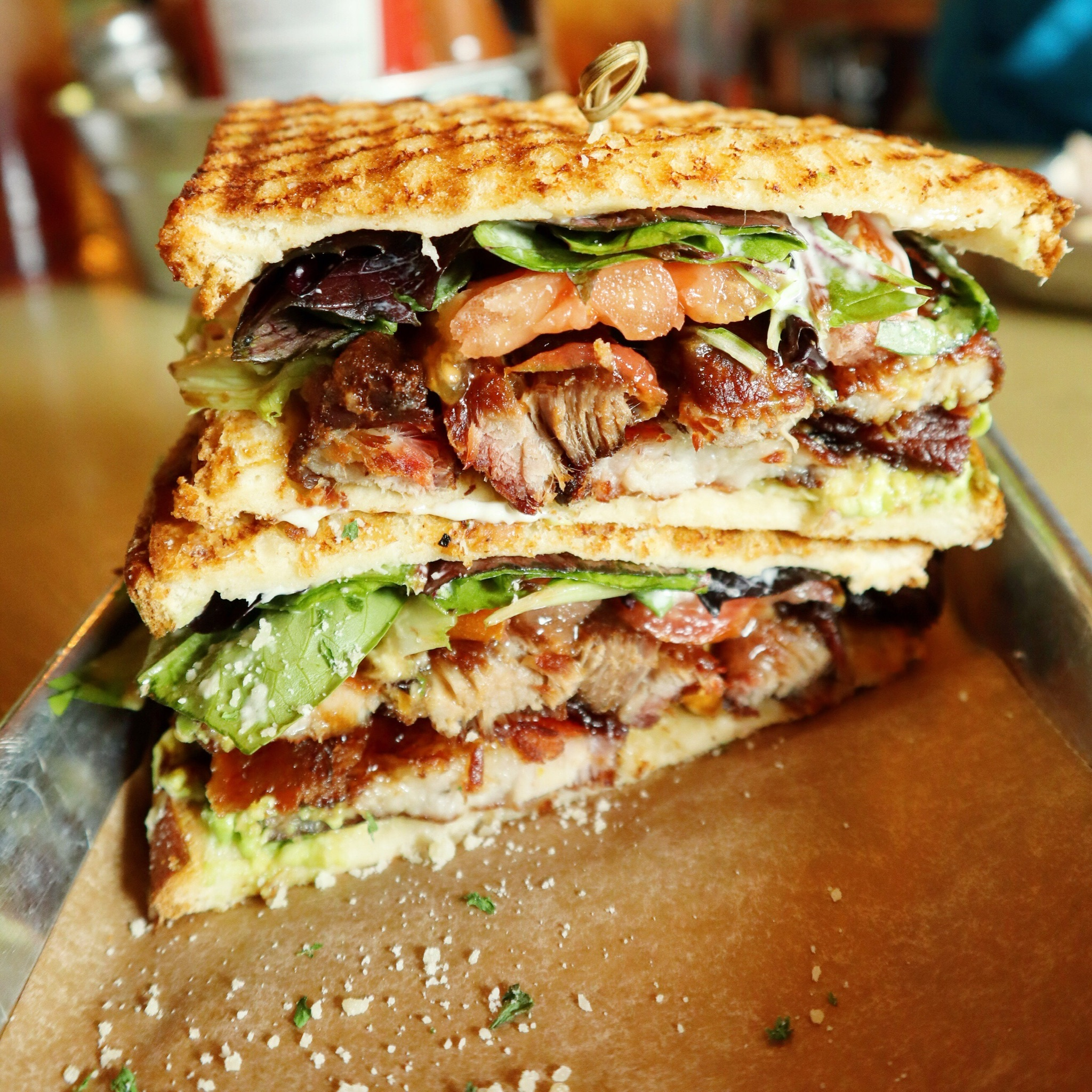 Pork Belly BLT