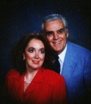 The late Dr. Dennis Pruett and Dr. Jean Pruett