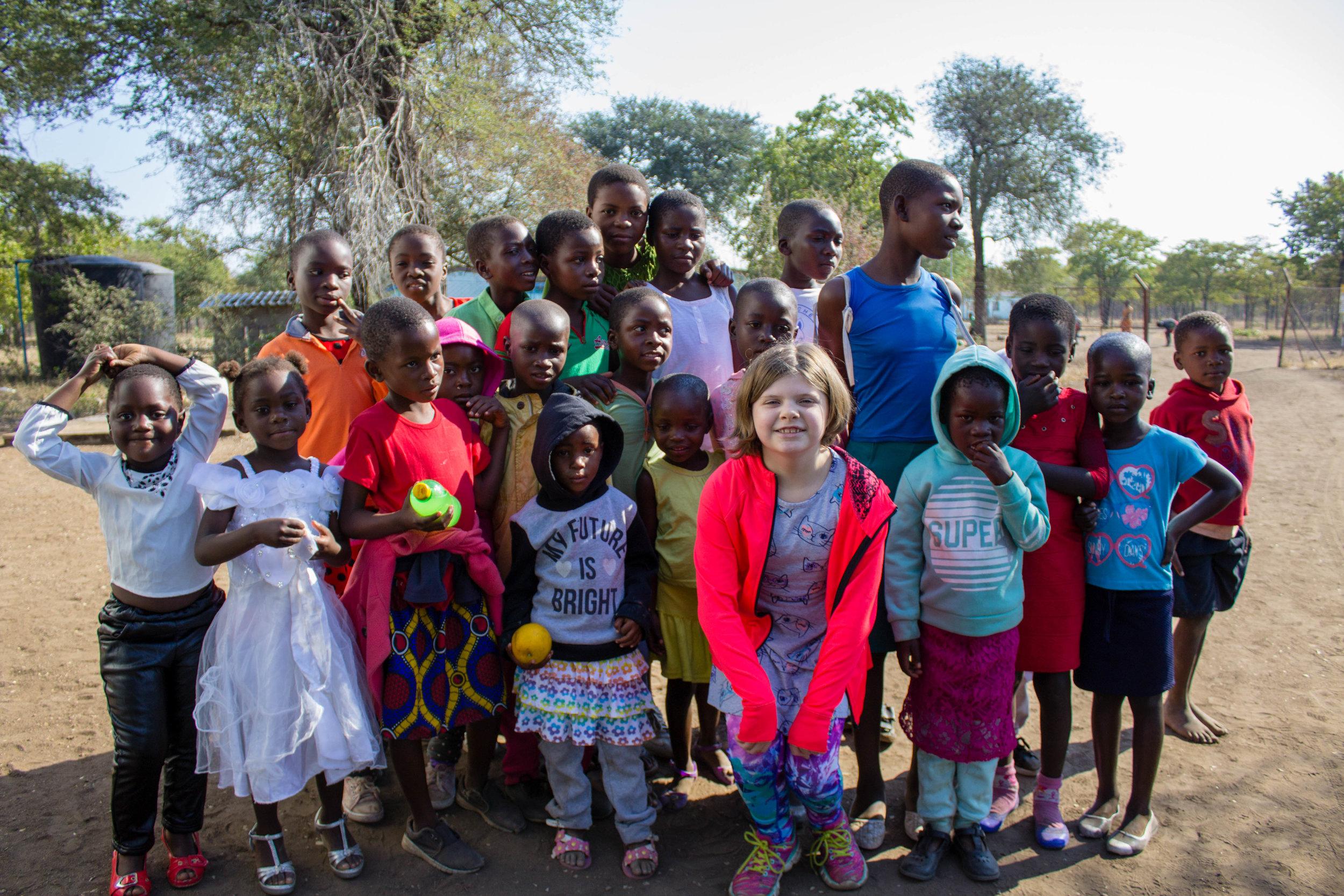 Zimbabwe Dama Children's Group