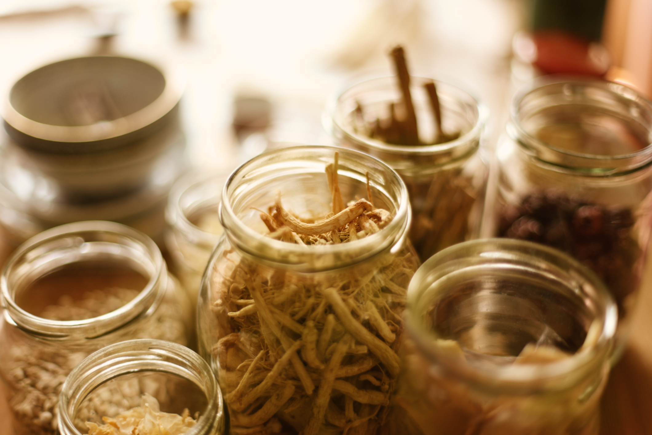 Chinese Herbal Therapy - Herbs