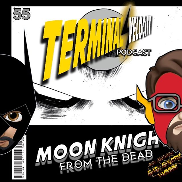 The boys are back this week with Warren Ellis' #MoonKnight From the Dead and discuss their #PickoftheWeek.  We hope you enjoy!