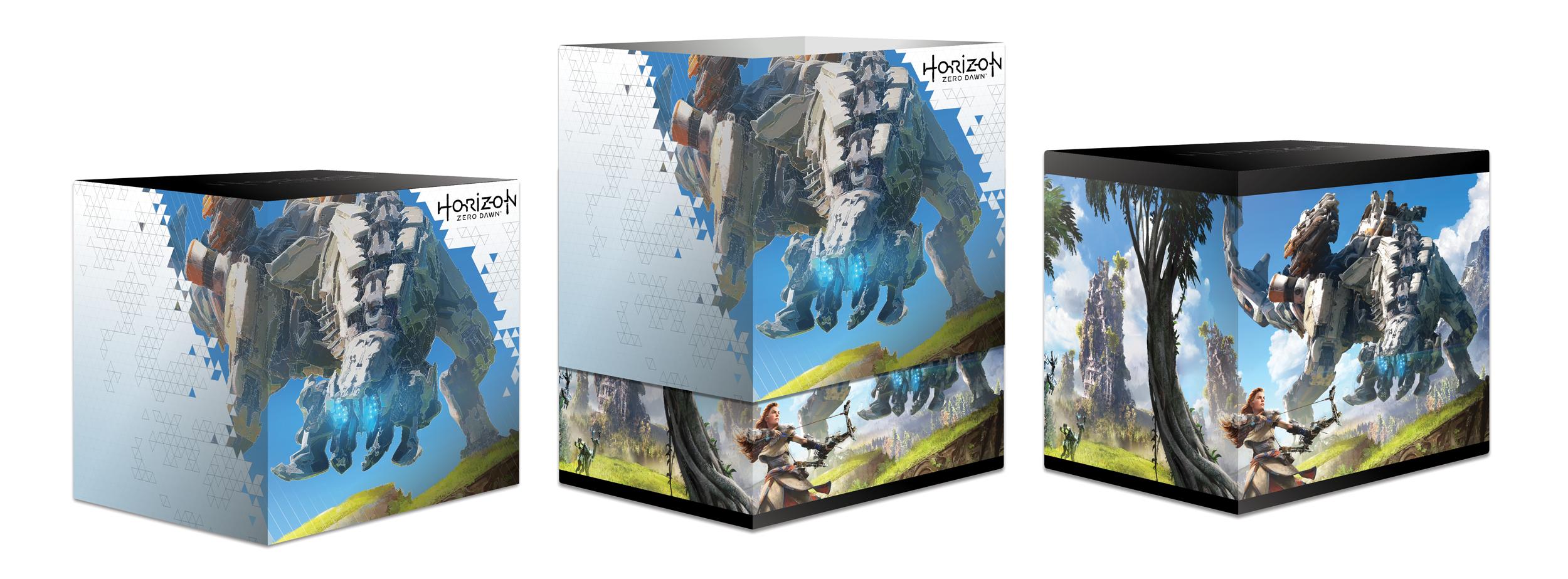 Premium Box for the Thunderjaw Special Edition of Horizon Zero Dawn
