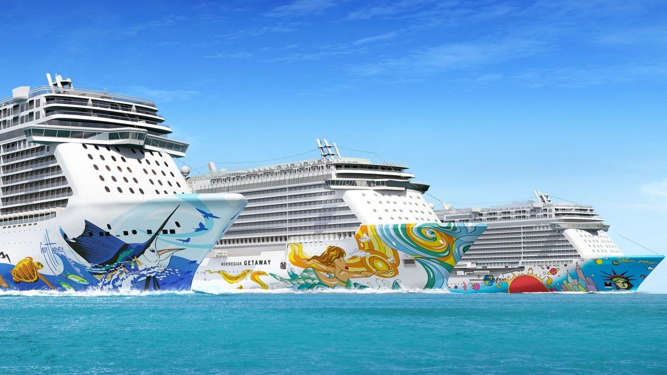 Copyright Norwegian Cruise Line
