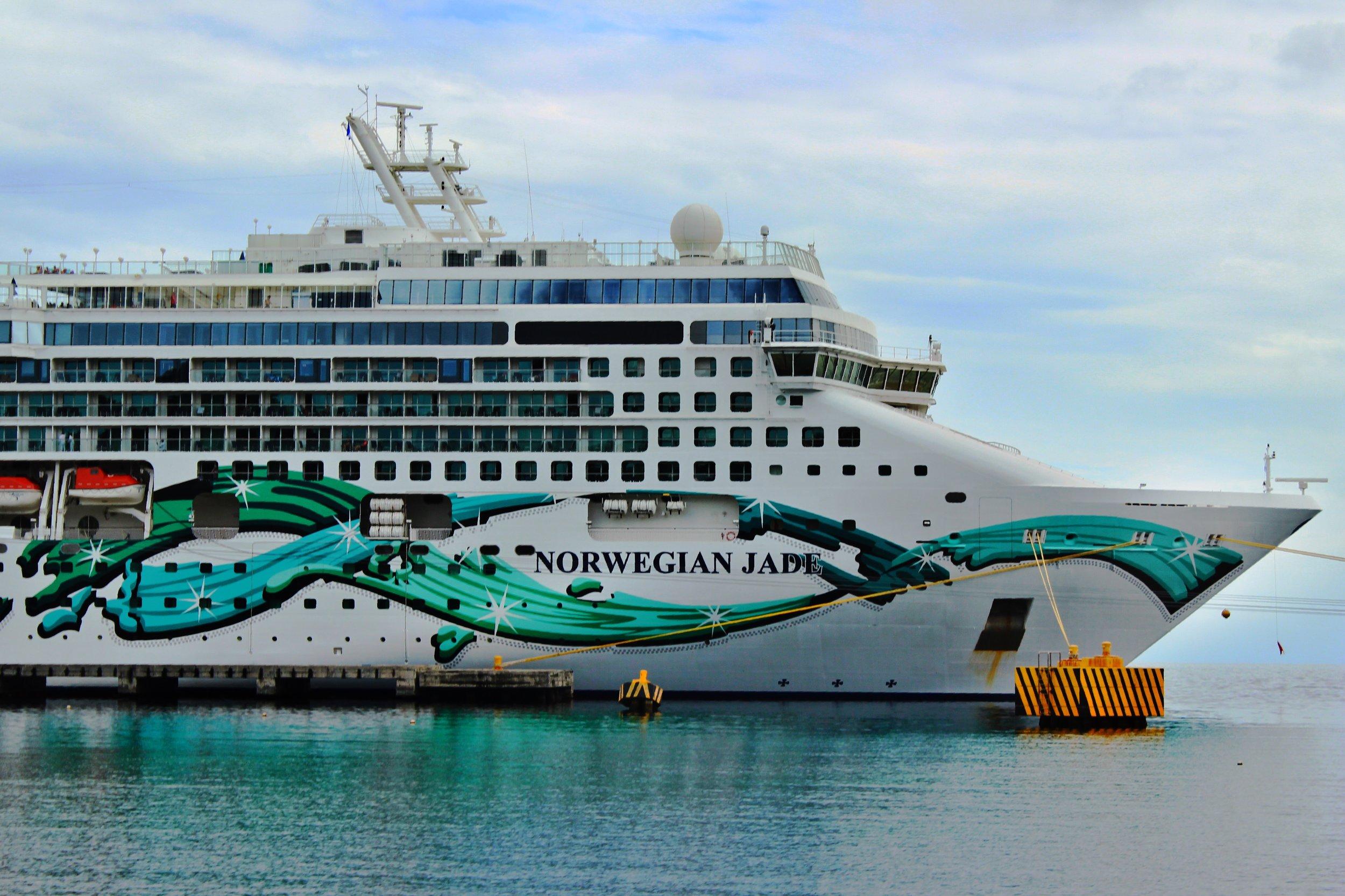 Norwegian Jade Cruise Everyday