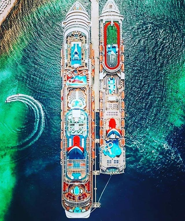 Can you guess the names of these #Carnival ships?